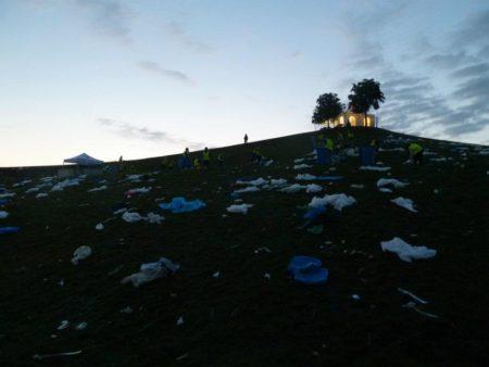 Müllbeseitigung