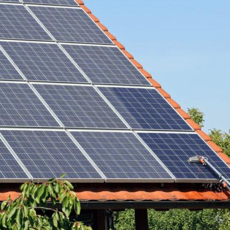Pflege und Reinigung von Solar